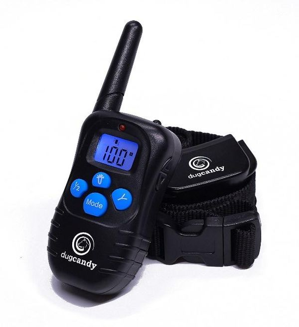 DugCandy Dog Training Collar with Remote Control