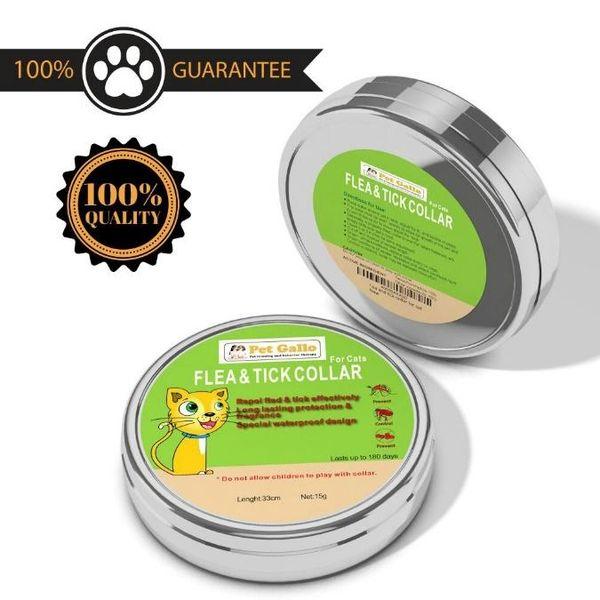 Pet Gallo Flea & Tick Cat Collar