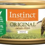 Instinct by Nature's Variety Original Grain-Free Real Lamb Recipe Natural Wet Canned Cat Food Review