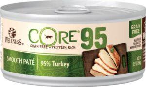 Wellness CORE 95% Turkey Grain-Free Canned Cat Food