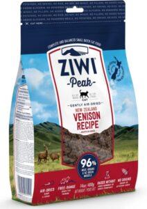 Ziwi Peak Air-Dried Venison Cat Food
