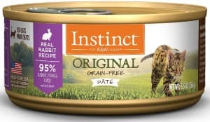 Instinct Limited Ingredient Grain-Free cat food