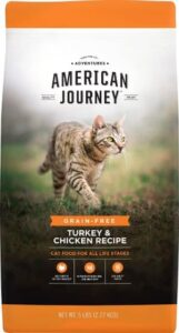 American Journey Turkey & Chicken Recipe Dry Food