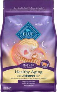 Blue Buffalo Healthy Aging