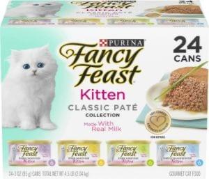 Purina Fancy Feast Kitten Classic Pate