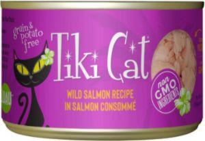 Tiki Pets Tiki Cat Luau Wet Food Salmon