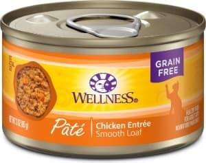 Wellness Complete Health Pate Chicken Entrée Wet Food