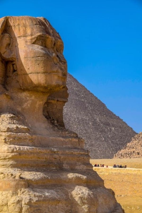 Egyptian Cat Names Inspired by Places