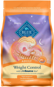 Blue Buffalo Weight Control Natural Adult Dry Cat Food - Best vet recommended cat food