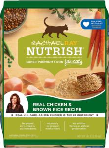 Rachael Ray Nutrish Natural Cat Food - Best natural cat food